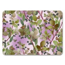 Buy the Jamida Michael Angove Blackberry Placemat 29cm online at smithsofloughton.com