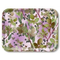 Buy the Jamida Michael Angove Blackberry Tray online at smithsofloughton.com