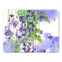 Buy the Jamida Michael Angove Bluebell Tablemat online at smithsofloughton.com
