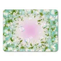 Buy the Jamida Michael Angove Flower Pop Tablemat online at smithsofloughton.com