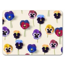 Buy the Jamida Michael Angove Pansy Allover Placemat 29cm online at smithsofloughton.com