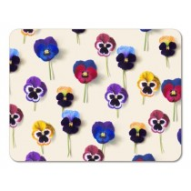 Buy the Jamida Michael Angove Pansy Allover Placemat 38cm online at smithsofloughton.com