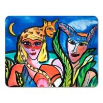 Buy the Jamida Ulrica Hydman Vallien Lustgården Table Place Mat 38x29cm online at smithsofloughton.com