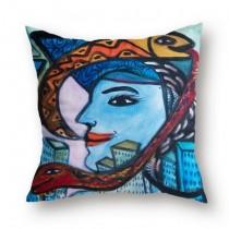 Buy the Jamida Ulrica Hydman Vallien Storstad Cushion online at smithsofloughton.com
