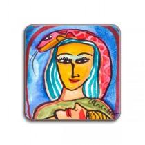 Buy the Jamida Ulrica Hydman Vallien Tillsammans Coaster online at smithsofloughton.com