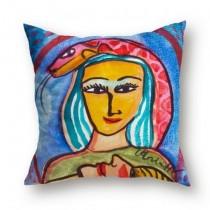 Buy the Jamida Ulrica Hydman Vallien Tillsammans Cushion online at smithsofloughton.com