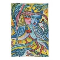 Buy the Jamida Ulrica Hydman Vallien Turturduvor Tea Towel online at smithsofloughton.com
