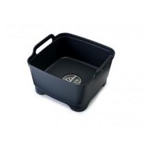 Buy the Joseph Joseph Wash & Drain Washing-Up Bowl, Grey online at smithsofloughton.com