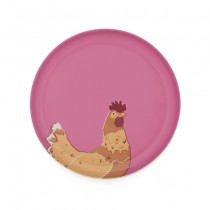 Buy the Joules Side Plate Chicken online at smithsofloughton.com