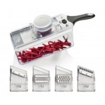 Buy the KÜCHENPROFI Vegetable Slicer Grater online at smithsofloughton.com