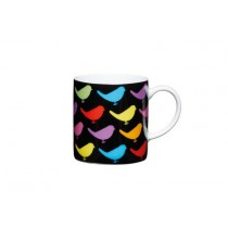 Buy the Kitchen Craft 80ml Porcelain Birds Espresso Cup online at smithsofloughton.com