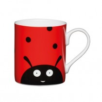Buy the Kitchen Craft Ladybird Espresso mug online at smithsofloughton.com