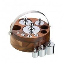 Buy the KitchenCraft Metric Weight Set online at smithsofloughton.com
