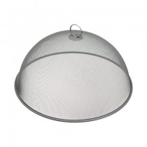 Buy the KitchenCraft Round 30cm Metal Mesh Food Cover online at smithsofloughton.com