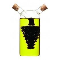 Buy the KitchenCraft World of Flavours Italian 2 in 1 Oil & Vinegar Cruet Bottle online at smithsofloughton.com
