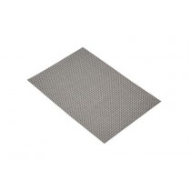 Buy the KitchenCraft Woven Grey Weave Placemat online at smithsofloughton.com