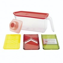 Buy the Kuhn Rikon Box Mandoline and Grater online at smithsofloughton.com