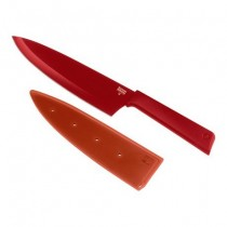 Buy the Kuhn Rikon Colori Chef's Knife 30cm Red online at smithsofloughton.com