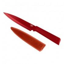 Buy the Kuhn Rikon Colori Utility Knife Red online at smithsofloughton.com