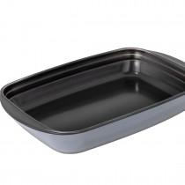 Buy the Kuhn Rikon Easy Ovenware Non-Stick Glass Dish 0.8 Litre online at smithsofloughton.com