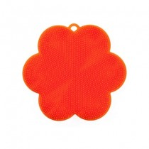 Buy the Kuhn Rikon Kochblume Cleaning Pad Orange online at smithsofloughton.com