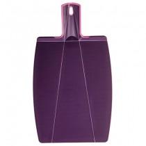 Buy the Kuhn Rikon Kochblume Foldable Cutting Board Purple online at smithsofloughton.com