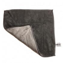Buy the Kuhn Rikon Kochblume Microfibre Towel Anthracite online at smithsofloughton.com