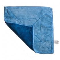 Buy the Kuhn Rikon Kochblume Microfibre Towel Blue online at smithsofloughton.com