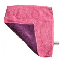 Buy the Kuhn Rikon Kochblume Microfibre Towel Pink online at smithsofloughton.com