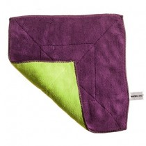 Buy the Kuhn Rikon Kochblume Microfibre Towel Purple online at smithsofloughton.com