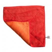 Buy the Kuhn Rikon Kochblume Microfibre Towel Red online at smithsofloughton.com