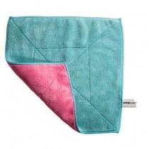 Buy the Kuhn Rikon Kochblume Microfibre Towel Turquoise online at smithsofloughton.com