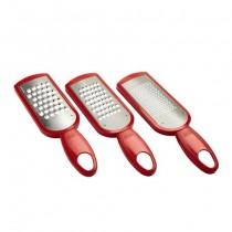 Buy the Kuhn Rikon set of 3 graters online at smithsofloughton.com