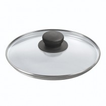 Buy the Kuhn Rikon Studio Glass lid 18cm online at smithsofloughton.com