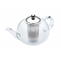 Buy the Le'Xpress 1.4 Litre Glass Infuser Teapot online at smithsofloughton.com