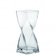 Buy the Leonardo Swirl Vase 25cm online at smithsofloughton.com