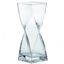 Buy the Leonardo Swirl Vase 30cm online at smithsofloughton.com