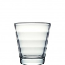 Buy the Leonardo Wave Tumbler 230ml glass online at smithsofloughton.com