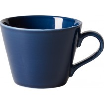 Buy the Like - Villeroy and Boch Organic Dark Blue Cup online at smithsofloughton.com