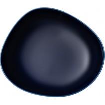 Buy the Like - Villeroy and Boch Organic Dark Blue Deep Plate online at smithsofloughton.com