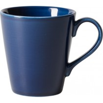 Buy the Like - Villeroy and Boch Organic Dark Blue Mug online at smithsofloughton.com
