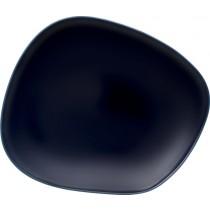 Buy the Like - Villeroy and Boch Organic Dark Blue Plate 21 cm online at smithsofloughton.com