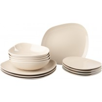 Buy the Like - Villeroy and Boch Organic Sand Plate and Bowl Set online at smithsofloughton.com