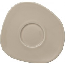 Buy the Like - Villeroy and Boch Organic Sand Saucer online at smithsofloughton.com