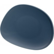 Buy the Like - Villeroy and Boch Organic Turquoise Plate 21 cm online at smithsofloughton.com