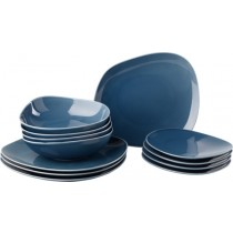 Buy the Like - Villeroy and Boch Organic Turquoise Plate and Bowl Set online at smithsofloughton.com