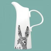 Buy the Little Weaver Arts Extra Lage Donkey Jug 30cm online at smithsofloughton.com