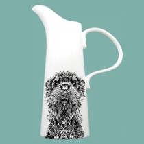 Buy the Little Weaver Arts Extra Lage Otter Jug 11cm online at smithsofloughton.com