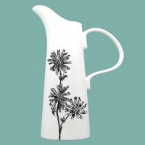 Buy the Little Weaver Arts Extra Lage Wild Chicory Jug 25cm online at smithsofloughton.com