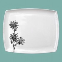 Buy the Little Weaver Arts Small Botanicals Platter online at smithsofloughton.com